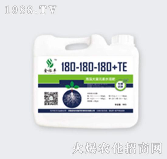 海藻大量元素平衡肥180-180-180+TE-金裕丰