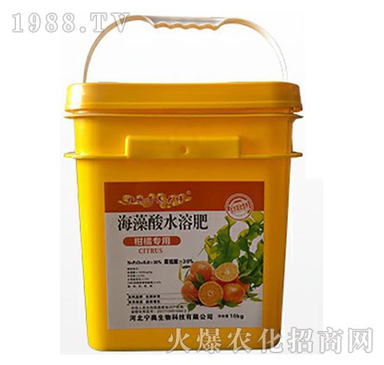 柑橘�S煤T逅崴�溶肥-���W生物