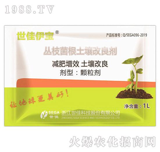 丛枝菌根土壤改良剂-世佳伊宝-世佳