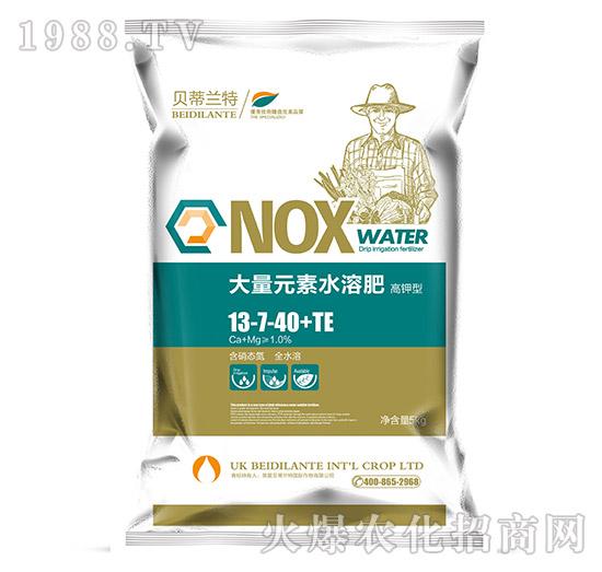 高钾型大量元素水溶肥13-7-40+TE-贝蒂兰特