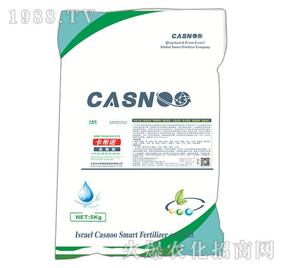 高氮型大量元素水溶肥32-8-10+TE-卡希诺