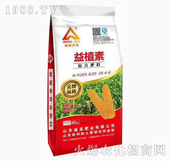 复合肥料28-6-6-益植素-盛高肥业