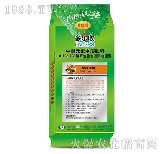 果树瓜专用中量元素水溶肥料-恩特施