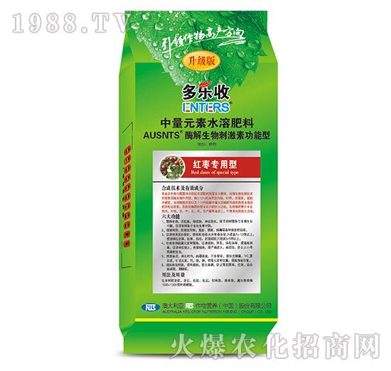 红枣专用型中量元素水溶肥料-恩特施