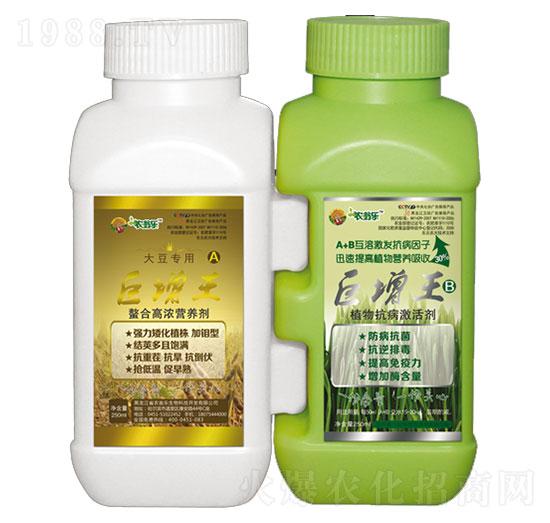 巨增王大豆专用-农翁乐