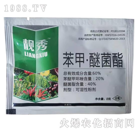60%苯甲・醚菌酯-靓秀-神龙农业