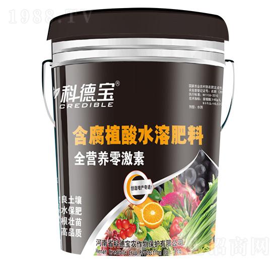 含腐植酸水溶肥料 科德��