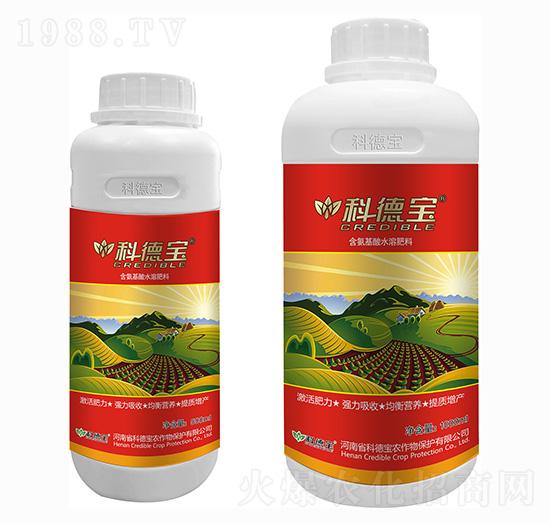 瓶�b含腐植酸水溶肥料 科德��