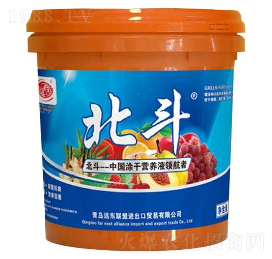新型涂干营养液-北斗-蓝海生物