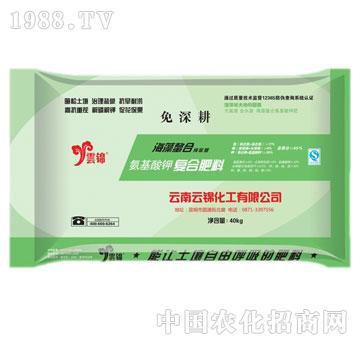 骏腾-氨基酸钾复合肥