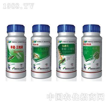 宇田-20%辛硫三唑磷系列