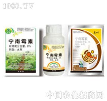 德强-8%宁南霉素水剂