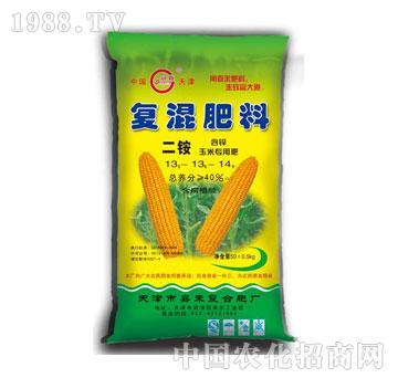嘉禾-玉米专用复混肥料