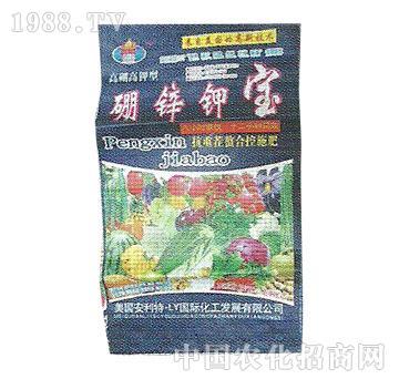 益农-硼锌钾宝