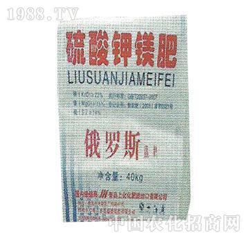 益农-硫酸钾镁肥
