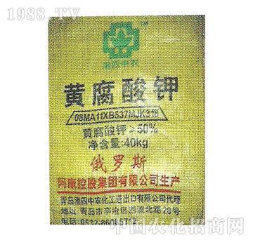 益农-黄腐酸钾