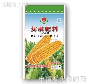 绿保-13-5-7(玉米专用肥)