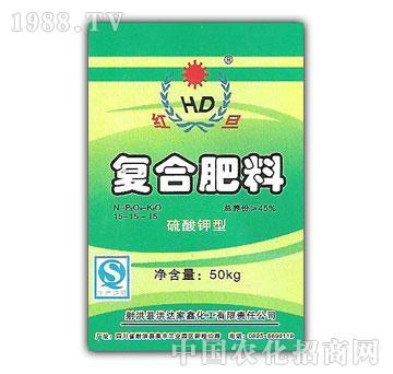 家鑫-复合肥料硫酸钾型