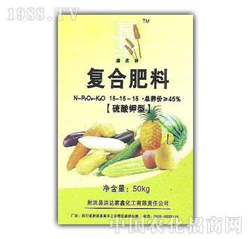 家鑫--45%复合肥料硫酸钾