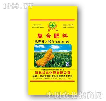 祥丰-30-5-5复合肥料