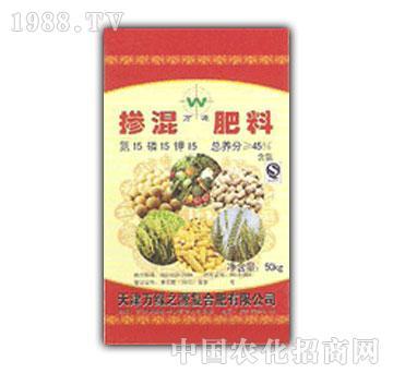 万绿之源-掺混肥料15-15-15