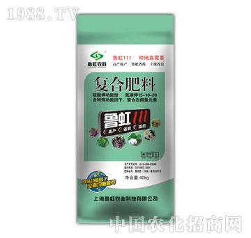 鲁虹-15-10-20复合肥料