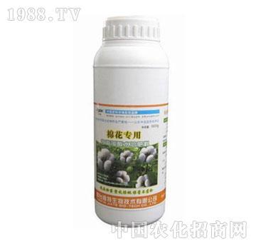 嘉特-棉花专用海藻叶面肥
