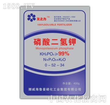 99%磷酸二氢钾-友之力-圣爱农
