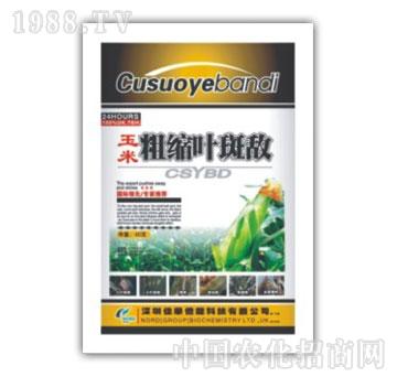 中裕科技-玉米粗缩叶斑