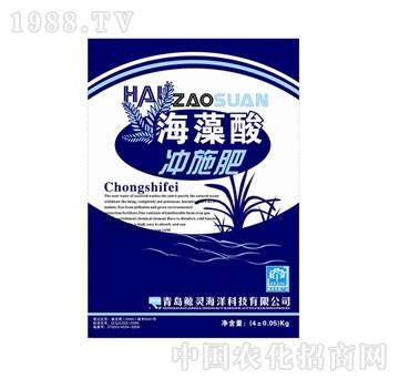 鲸灵-海藻酸冲施肥