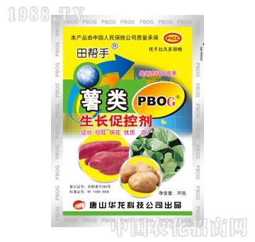 华龙-薯类生长促控剂