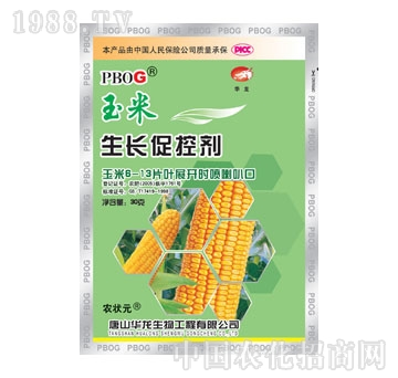 华龙-玉米生长促控剂