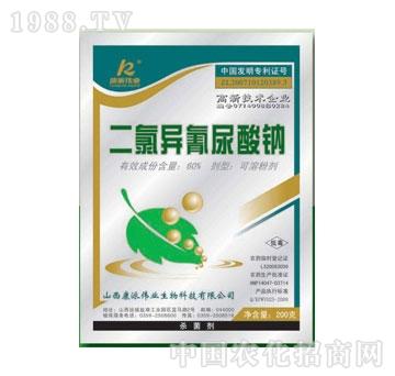 康派伟业-60%二氯异氰尿酸钠