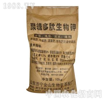 金山生物-聚糖多肽生物钾