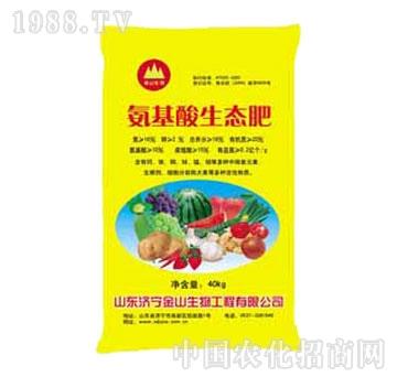 金山生物-氨基酸生态肥
