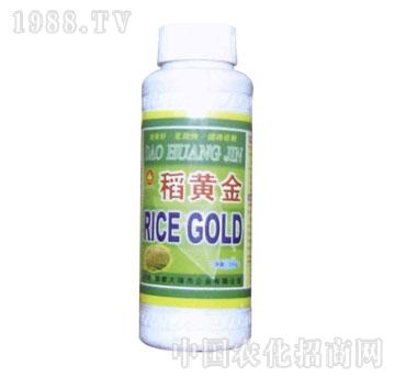 金山生物-稻黄金