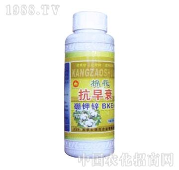 金山生物-抗早衰硼钾锌