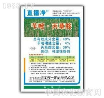 天一-40%苄嘧丙草胺(直播净)WP
