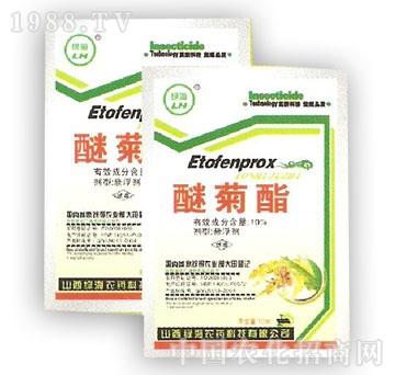 绿海-10%醚菊酯