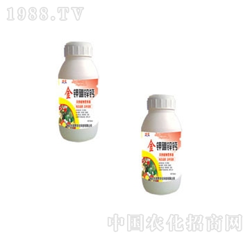 碧野-金钾硼锌钙