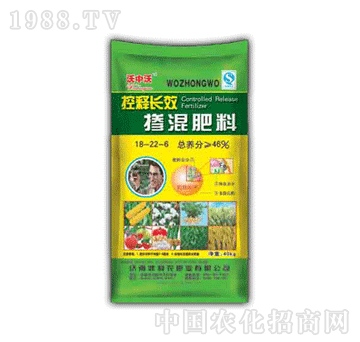 波利农-掺混肥18-22-6
