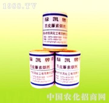 东风化工-苦皮藤素烟剂