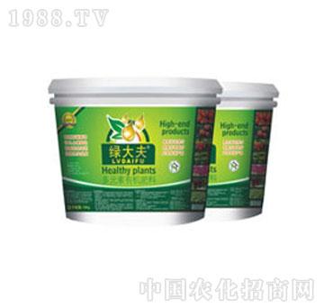 【产品名称】:德耳-绿大夫桶装      【产品类别】:肥料 - 叶面