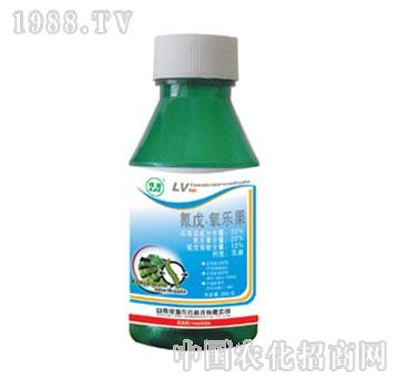 绿海-氰戊氧乐果