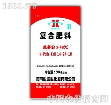 心连心-复合肥料 14