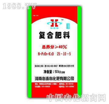 心连心-复合肥料25-10-5