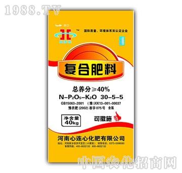 心连心-复合肥料30-5-5