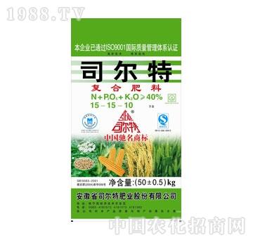 司尔特-氯型15-15-10≥40%(50kg)