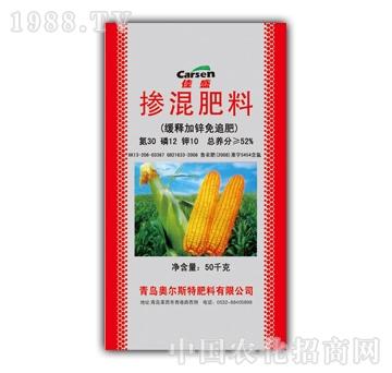 厦化-追型掺混肥料(30-12-10)