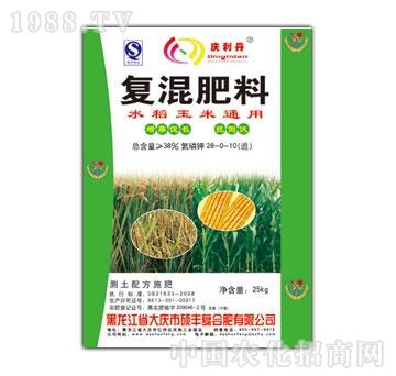 华丽硕丰_硕丰-水稻玉米通用复混肥